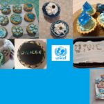 Niebieskie ciasteczka