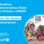 Pomoc dla Jemenu