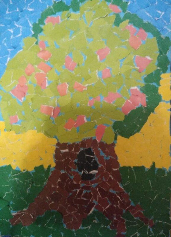 Adrian Olender - mozaika