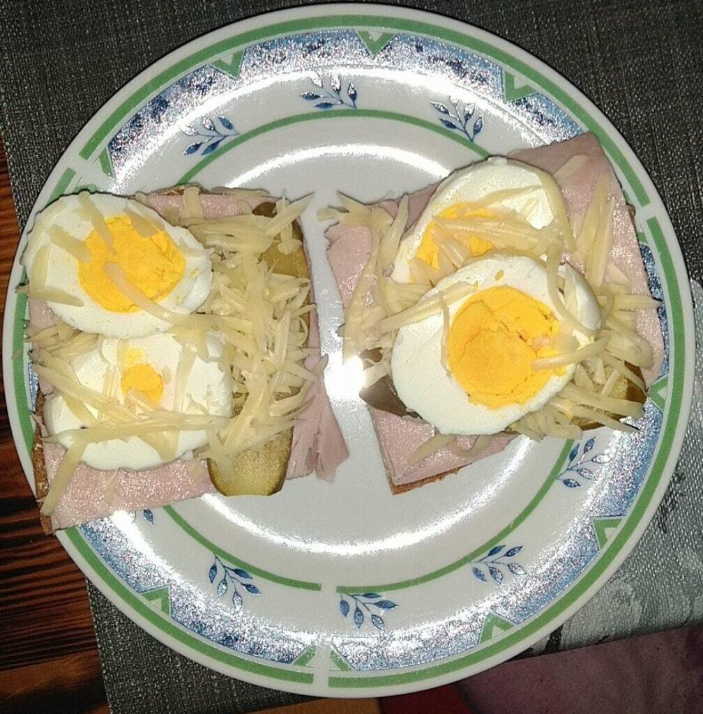 Filip - zdrowe kanapki na śniadanie