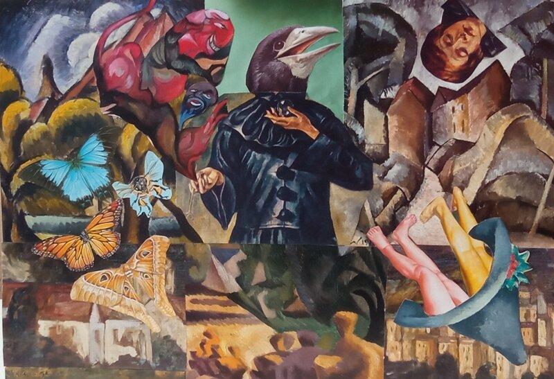 Gabrysia Sochaj- surrealizm, marzenia senne
