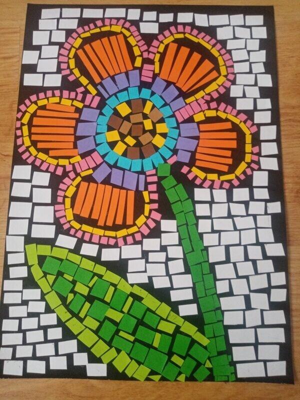Hanna Kotowska mozaika