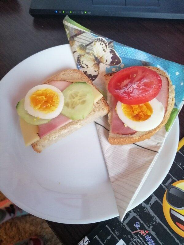 Lena Jurak - moje śniadanie
