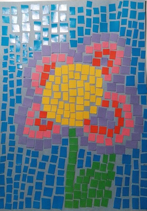 Maja Witczak - mozaika