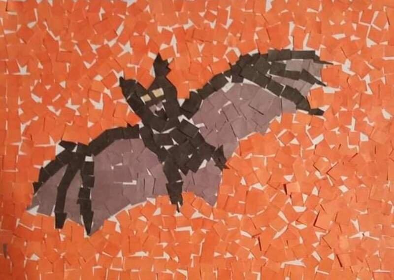 Ola Piłat - mozaika