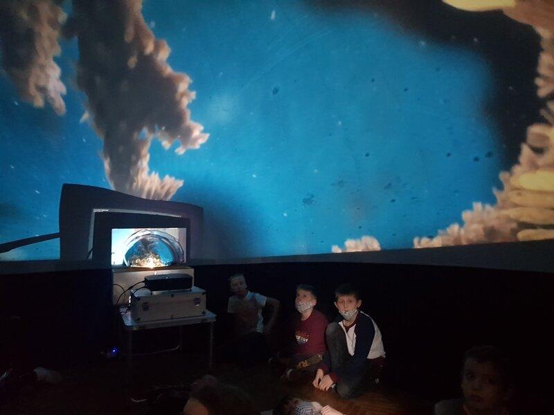Kino w szkole
