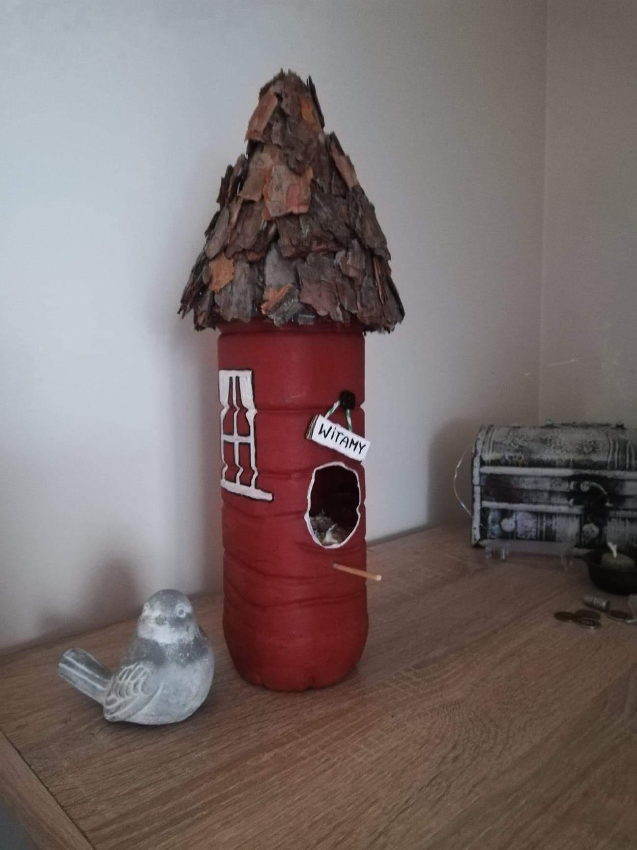 Maja Witczak budka dla ptaków
