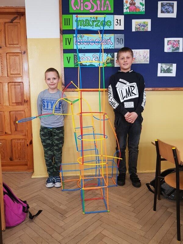 Paweł i Igor wieża