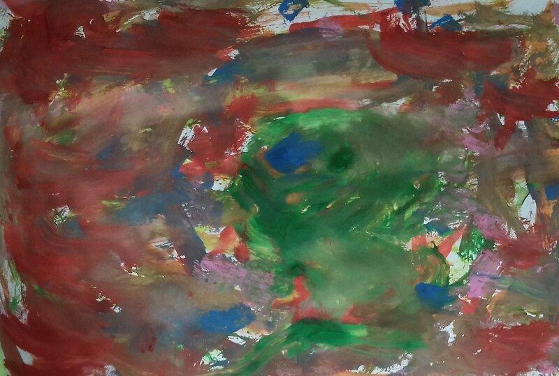 abstrakcja Wojtek