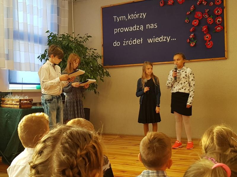 wiersz dla nauczyciela